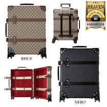 GUCCI(グッチ) スーツケース 累積売上総額第1位【GUCCI★グッチ】GLOBE-TROTTER GG CARRY-ON
