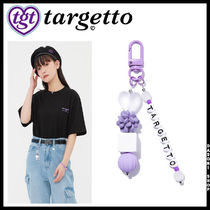 21SS ★TARGETTO★ TGT BEADS KEY RING キーホルダー