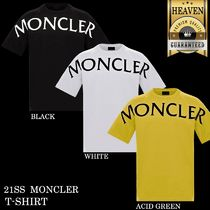 MONCLER(モンクレール) Tシャツ・カットソー 累積売上総額第1位!【MONCLER★21春夏】T-SHIRT