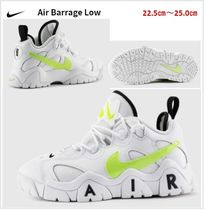 Nike(ナイキ) キッズスニーカー 【NIKE】大人も履ける Nike Air Barrage Low エア バラージ