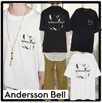 ANDERSSON BELL(アンダースンベル) Tシャツ・カットソー ★関税込★ANDERSSON BELL★UNISEX CREVICE ART T-SHIRT.S★