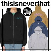 thisisneverthat Flame Zip Up Sweat YJ1150 追跡付