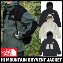 【THE NORTH FACE】 HI MOUNTAIN DRYVENT JACKET