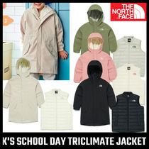 【THE NORTH FACE】 K'S SCHOOL DAY TRICLIMATE JACKET