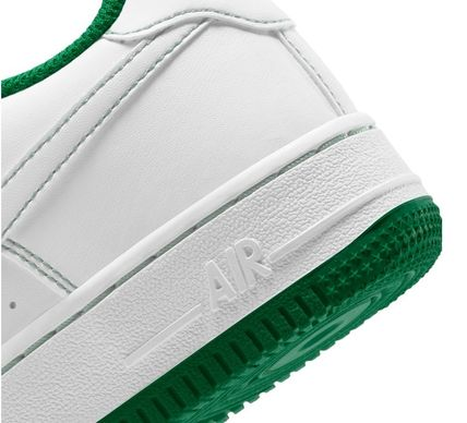 Nike キッズスニーカー 大人も履ける*Nike Kids' Grade School Air Force 1 Shoes*緑(7)