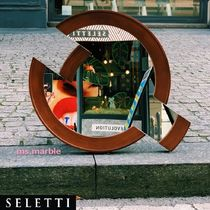国内発| モダン♪ SELETTI  Double Sense Mirror ミラー 60cm