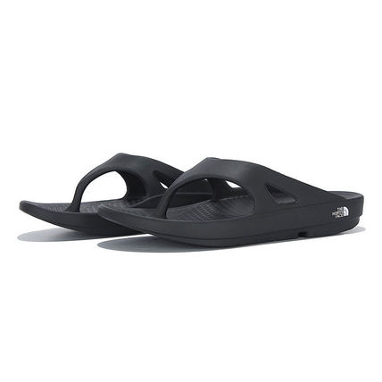 THE NORTH FACE サンダル・ミュール ★THE NORTH FACE★ NS98M07A RECOVERY FLIP FLOP サンダル(2)