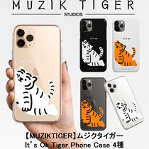 【MUZIKTIGER】It's OK Phone ケース 4種