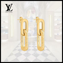 Louis Vuitton(ルイヴィトン)LV EDGE DOUBLE EARRINGS Gold