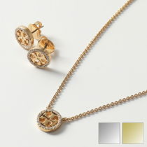 TORY BURCH ネックレス ピアス 80320 2点セット