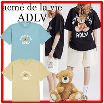 ☆人気☆acme' de la vie☆TEDDY BEAR SHORT SLEEVE T-SHIR.T☆