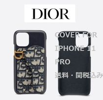 【DIOR】SADDLE COVER FOR IPHONE 11 PRO  ケース