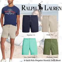 NEW!【Polo Ralph Lauren】6-Inch Polo Prepster Stretch  Short