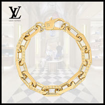 Louis Vuitton(ルイヴィトン)LV EDGE NECKLACE GM Gold Chain