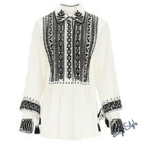CASTALY EMBROIDERED SHIRT