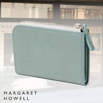 【MARGARET HOWELL】SMOOTH LEATHER
