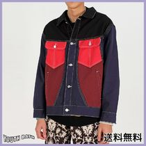 [YOUTHBATH] 4 COLORED TRUCKER JACKET_MIX