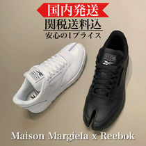 【限定コラボ】MAISON MARGIELA X REEBOK Classic Leather Tabi