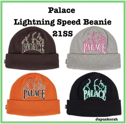 21 SS Palace Lightning Speed Beanie 4色