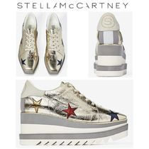 【STELLA MCCARTNEY】Sneakelyse Star 厚底スニーカー☆