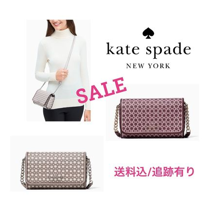 Kate Spade〓spade link small flap crossbody【SALE】