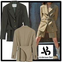 ANDERSSON BELL(アンダースンベル) ジャケット ★関税込★ANDERSSON BELL★DIEGO WESTERN BELT WRAP JACKE.T★