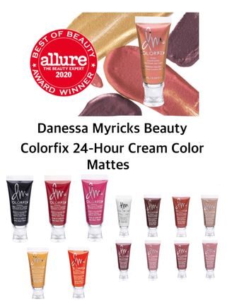 〈Danessa Myricks〉★2021SS★ Colorfix Cream Color Matte