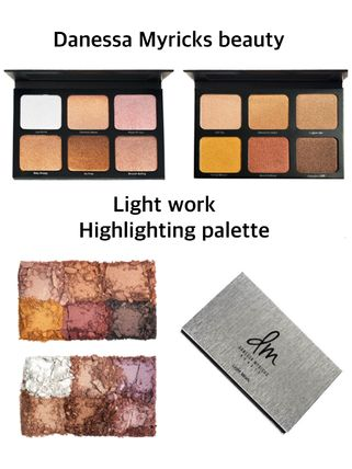 〈Danessa Myricks〉★2021SS★ Light work palette