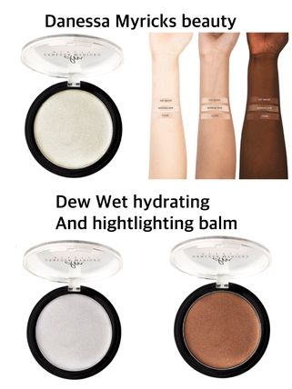 〈 DanessaMyricks〉★2021SS★Hydrating Highlighting balm