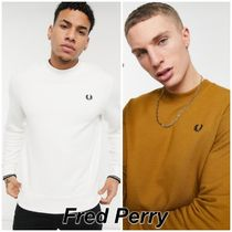 Fred Perry クルーネック スウェット