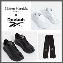 Maison Margiela x Reebok Classic Leather Tabi スニーカー