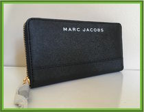 Marc Jacobs Branded Saffiano Standard Continental Wallet