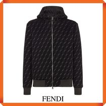 FENDI BLOUSON JACKET