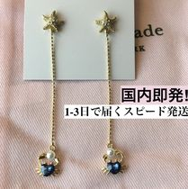 *kate spade* シー スター クラブ リニア ピアス