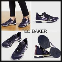 【TED BAKER】CEYYAS Decadence runner trainer スニーカー 花柄