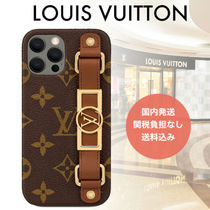 Louis Vuitton IPHONE バンパー 12/12 PRO ケース M69782