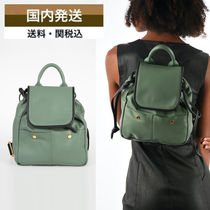 送料関税込☆MARNI☆LEATHER SWING BACKPACK
