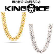 ☆KING ICE☆16MM STAINLESS STEEL MIAMI CUBAN CURB CHAIN