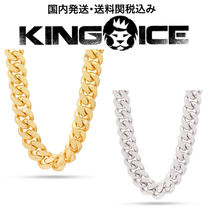 ☆KING ICE☆18MM STAINLESS STEEL MIAMI CUBAN CURB CHAIN