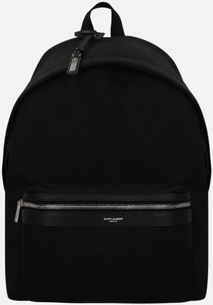 SAINT LAURENT◆CITY CANVAS BACKPACK