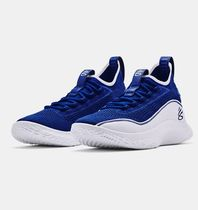[UNDER ARMOUR] Curry Flow 8 Basketball Shoes BLUE