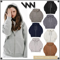 WV PROJECTのWapping hood zipup 全8色