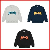 Palace Skateboards(パレススケートボーズ) スウェット・トレーナー Palace Skateboards★送料・関税込★GIANT BUTTON UPスウェット