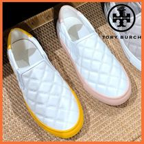 Tory Burch☆WILLA QUILTED SLIP ON☆キルトスリッポン☆送料込