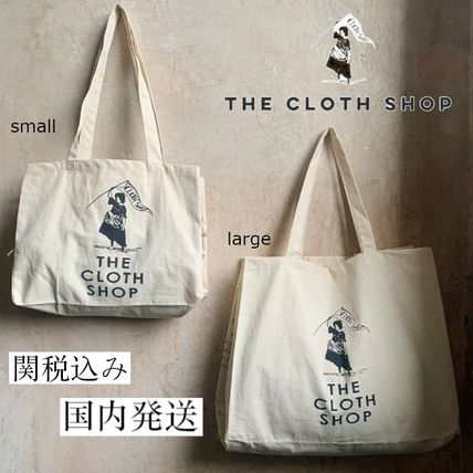 【The Cloth Shop】安心の国内発送!生地屋さんのエコバッグ♪