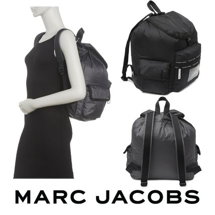 ◎MARC JACOBS◎XL Backpack バックパック