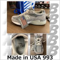【送料・関税込】New Balance  Mens Made in USA 993 スニーカー