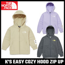 【THE NORTH FACE】 K'S EASY COZY HOOD ZIP UP