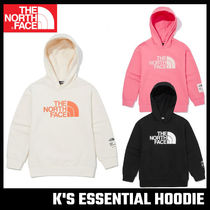 【THE NORTH FACE】 K'S ESSENTIAL HOODIE