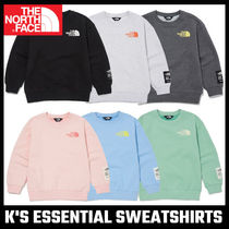 【THE NORTH FACE】 K'S ESSENTIAL SWEATSHIRTS